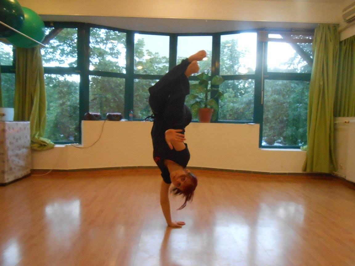 capoeira gyakorlat