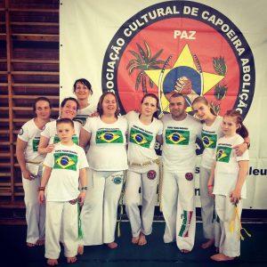 capoeira csapat