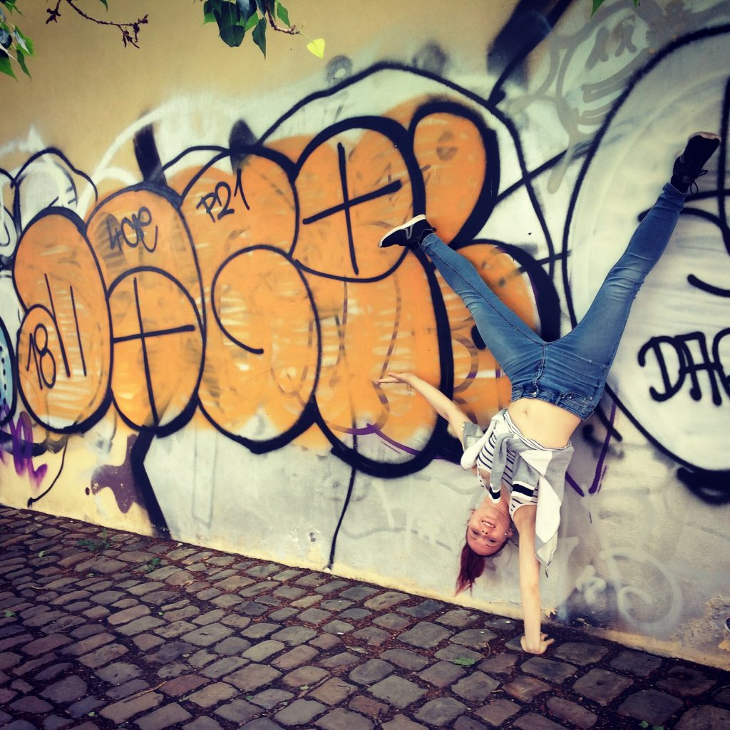 capoeira grafiti