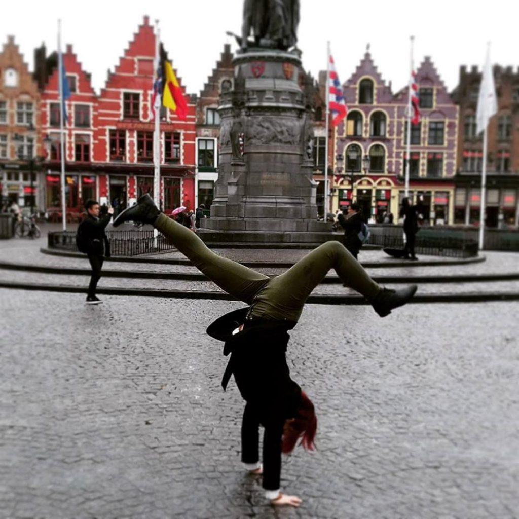 capoeira mozdulat Belgium