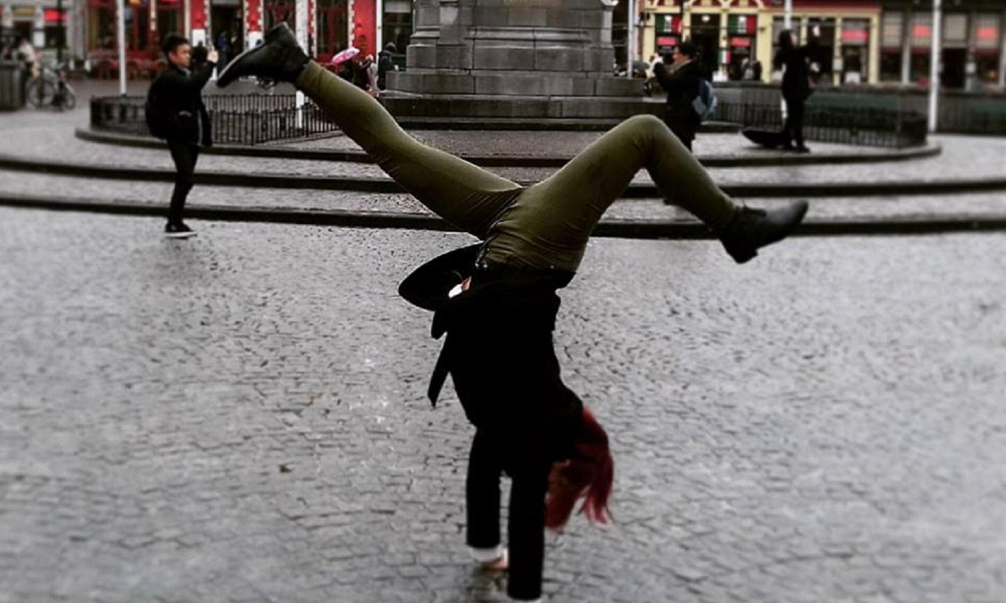 capoeira mozdulat