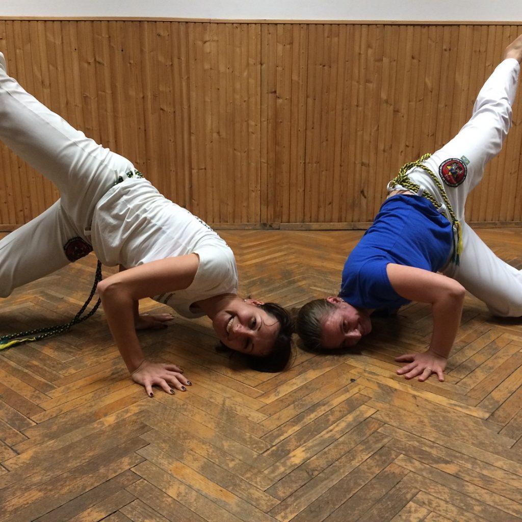 capoeira team 3 négyzet