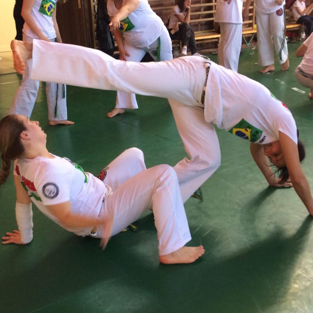 capoeira team 4 négyzet