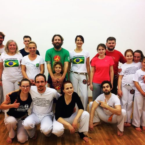 Foxhouse capoeira csapat