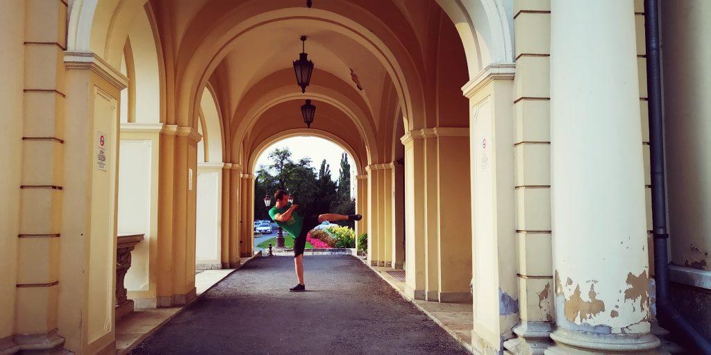 Capoeira Gödöllőn
