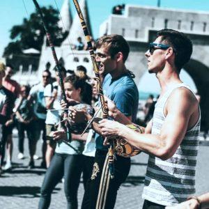 Emocao Hegedűs Andrá capoeira oktatás Budapest